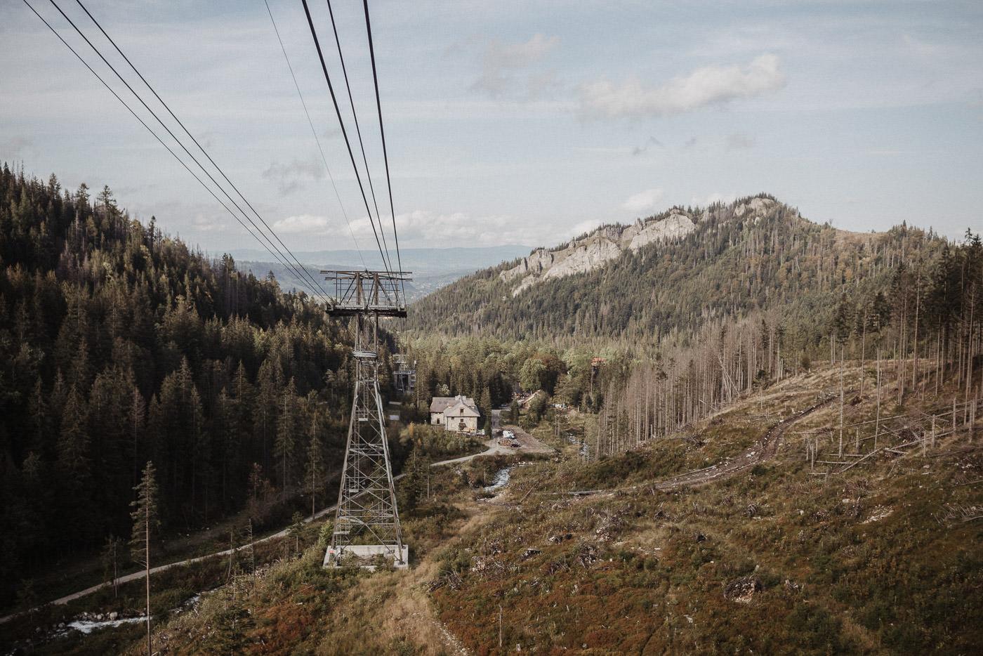 Sesja ślubna w górach Tatry fotografia ślubna